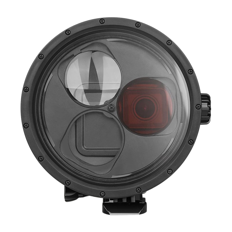 FULL-Suitable for Gopro Hero7 / 6/5 Waterproof Shell Protective Cover Sports Camera Diving Protectiv