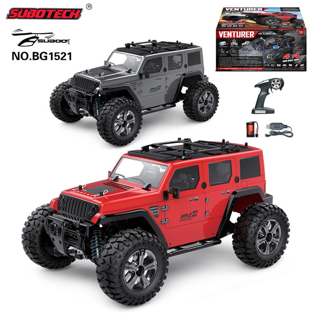 BG1521 Golory 1/14 Rc Ca 2.4G 4WD 22km/h Proportional Control RC Car Buggy Off Road Remote Control Truck For Kids Gifts