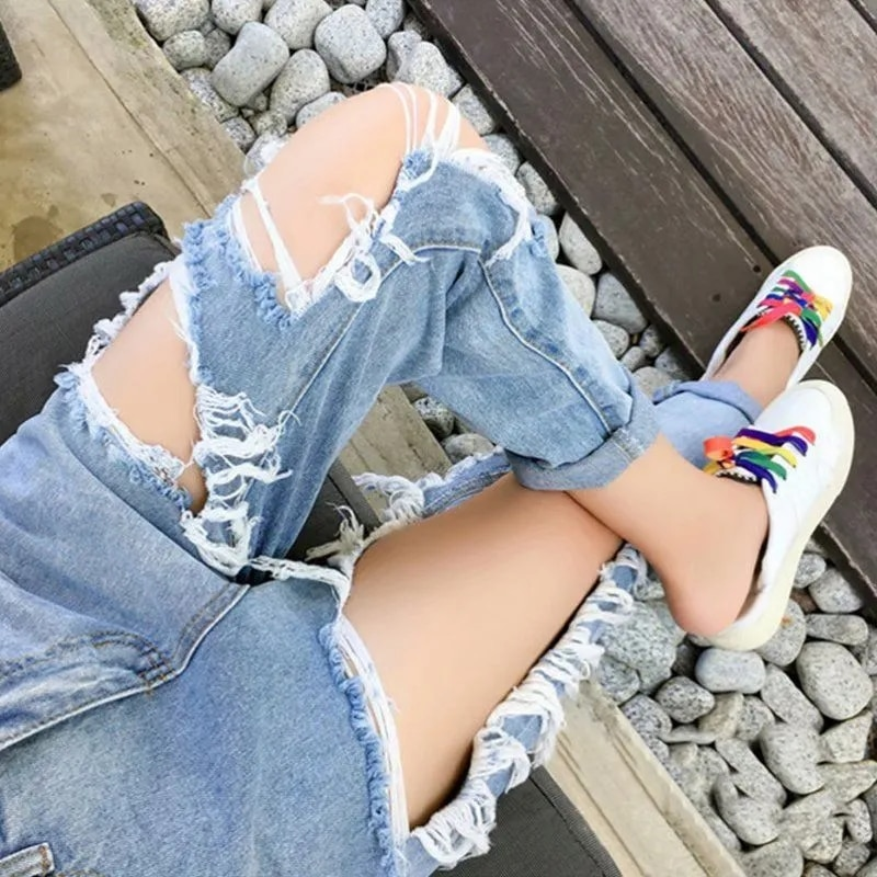 2020 spring summer autumn new women fashion casual Denim Pants woman female OL high waist jeans jeans woman Vq167  - buy with discount