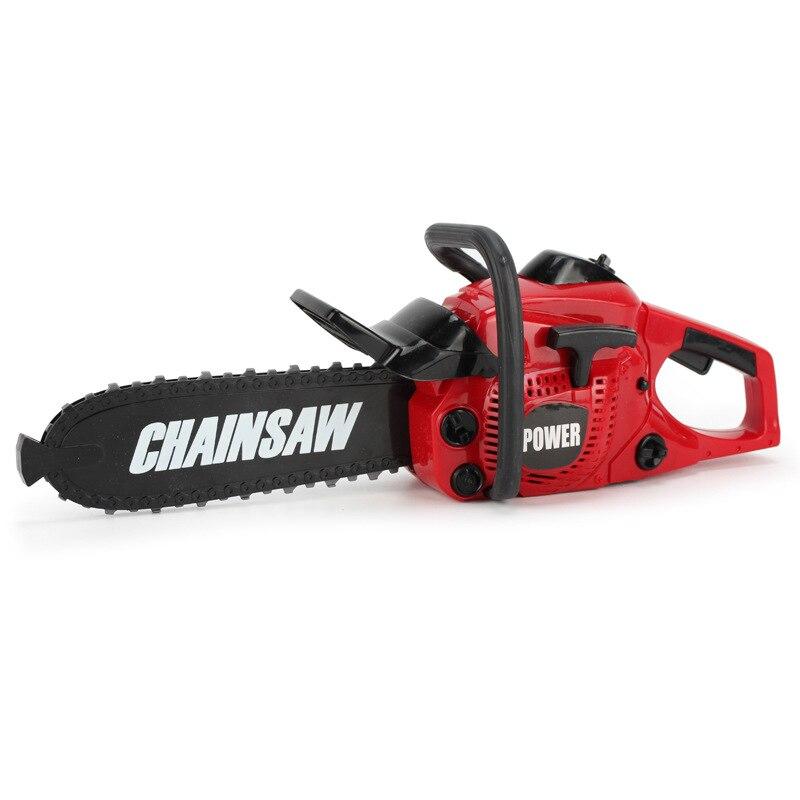 serra eletrica de brinquedo para criancas ferramentas de carpintaria e reparo de