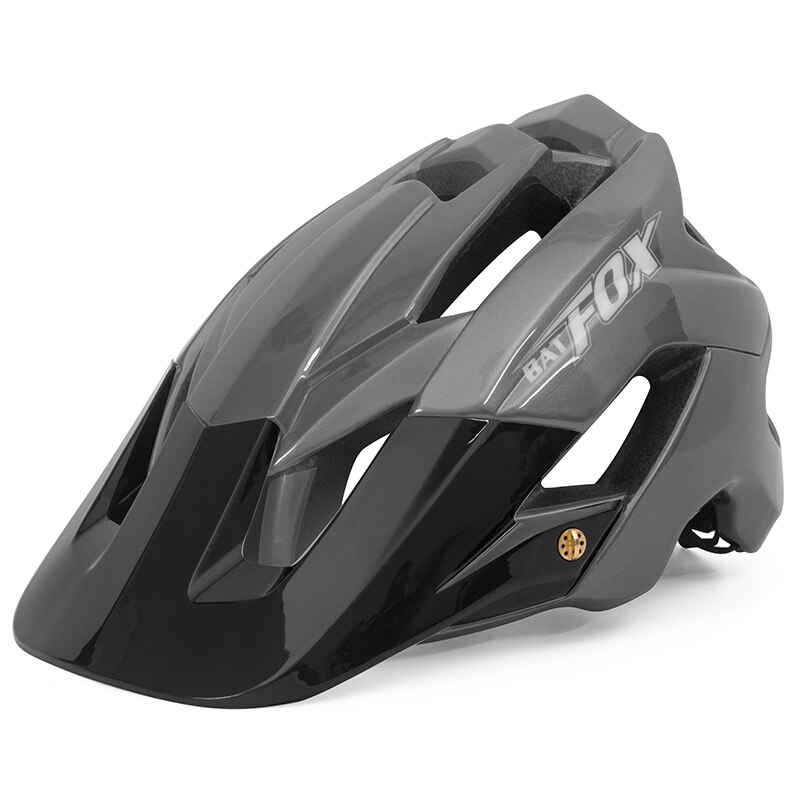 BATFOX Bicycle Helmet All-terrai MTB Cycling Bike Sports Safety Helmet In-mold OFF-ROAD Super Mountain Road Bike  Cycling Helmet