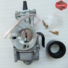 Carburateur de course de Performance universel 2T 4T moto Jet dalimentation rapide speedup pour carburateur OKO 21mm 24mm 26mm carburateur.