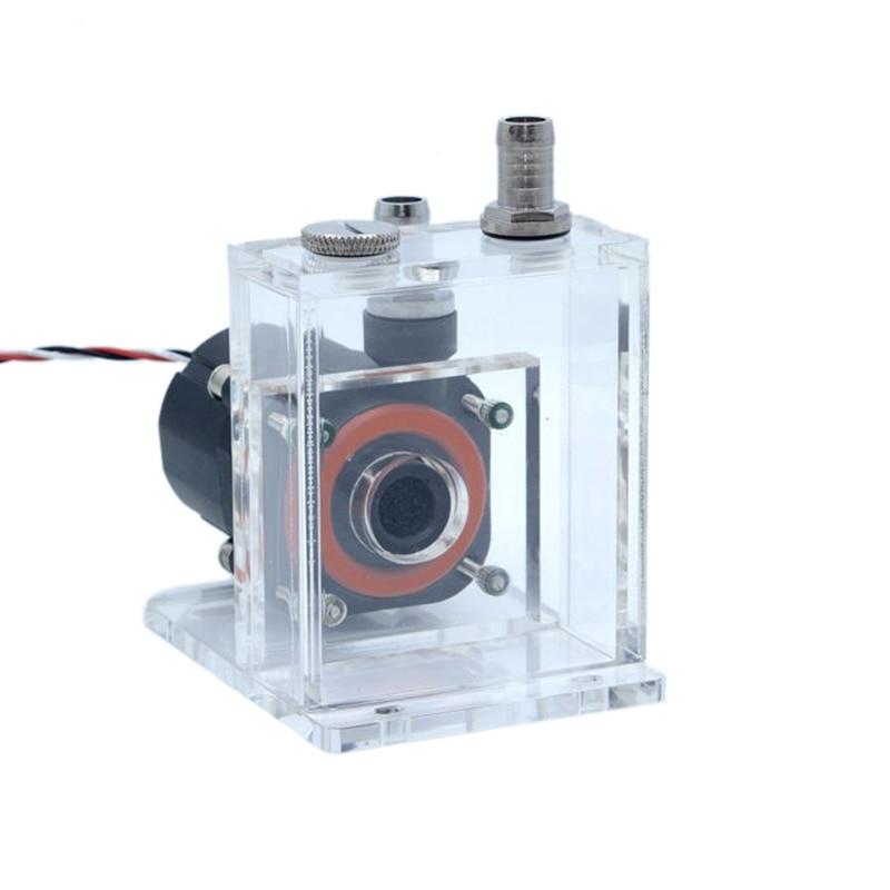 HOT-PUB-ST600 enfriador de agua para ordenador portátil bomba cúbica instrumento Industrial tanque de agua integrado