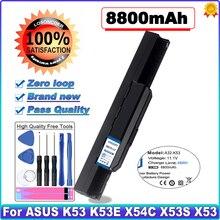 LOSONCOER 8800mAh Batterie Pour Ordinateur Portable A32-K53 A41-K53 pour ASUS K53 K53E X54C X53S X53 K53S X53E