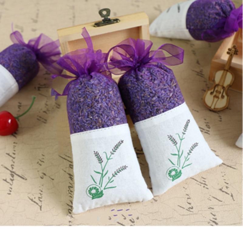 Bolsita de lavanda Xinjiang Yili, bolsita de lavanda natural, desodorante para armario de aromaterapia, bolsita para coche