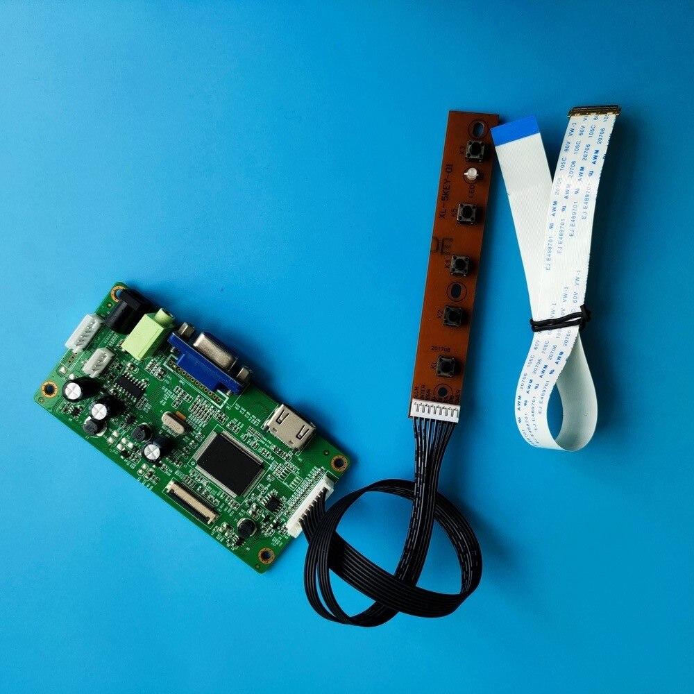 كيت ل LP125WF2-SPB3/SPB4/SPB2/SPB1 تحكم مجلس LCD LED لوحة 1920x1080 رصد 30pin EDP HDMI VGA عرض سائق 12.5