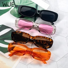 Fashion classic women's sunglasses brand designer retro rectangular sunglasses women's UV400 glasses