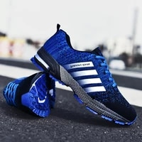 mens running shoes 35 47 anti skid light men shoes breathable mesh sneakers zapatos de hombre lovers shoes mens casual shoes
