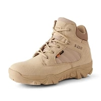 mens hiking shoes waterproof tactical boots mens mountain outdoor sports shoes leather hiking shoes lightweight wholesale