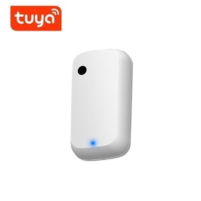 Tuya Wifi Smart Illuminance Sensor Light Sensor Brightness Detector Linkage Smart Life Control Sensor With Alex Google Home
