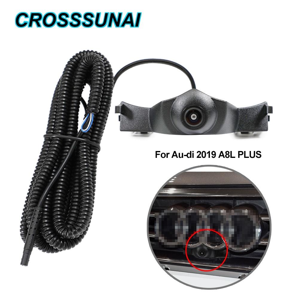 Cámara CCD Para coche au-di 2019 A8L PLUS HD, especial Para coche,...