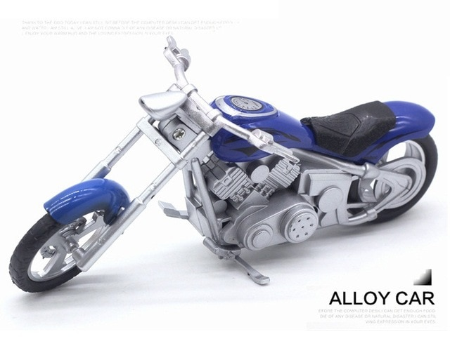 toy vehicle motorbike model car diecast 1:18 alloy motorcycle collection toys for children mini vintage metal toy motorcycle toys hot wheel safe cool diecast blue yellow red motorcycle model toys for kids collection