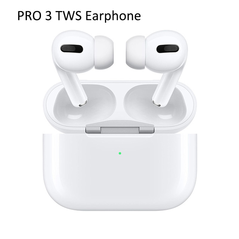 Original Earbuds Pro 3 наушники TWS in-ear mini Earbuds беспроводные наушники bluetooth 5.0 earphone Support Dropshipping Rename