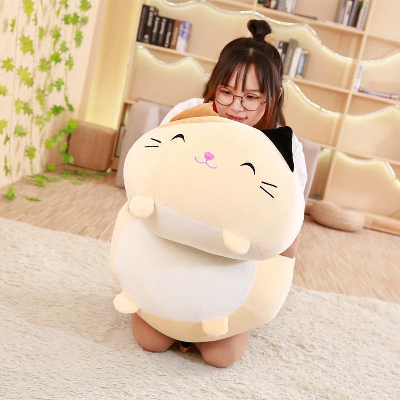 30/60cm Japanese Animation Sumikko Gurashi Plush Toys Corner Bio Pillow Cartoon Doll Kids Birthday Girls Valentine Gift