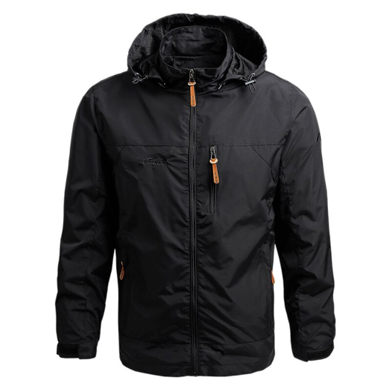 2021 spring and autumn coat men's trend foreign trade mountaineering jacket windbreaker outdoor sports jacket men's wear