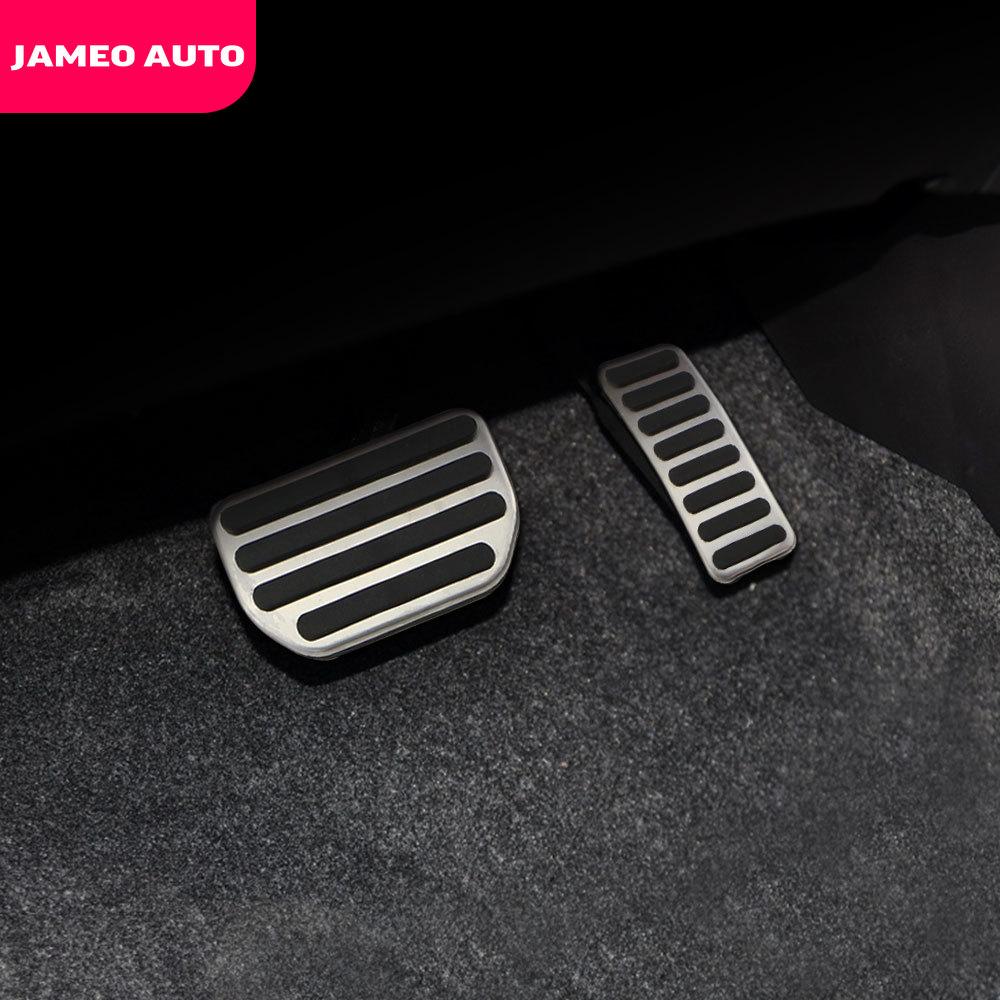 Jameo Auto Car Pedal Cover Auto Pedals for Suzuki SX4 Aerio Ciaz Vitara S-Cross Splash Ignis Kizashi Sidekick Samurai Parts