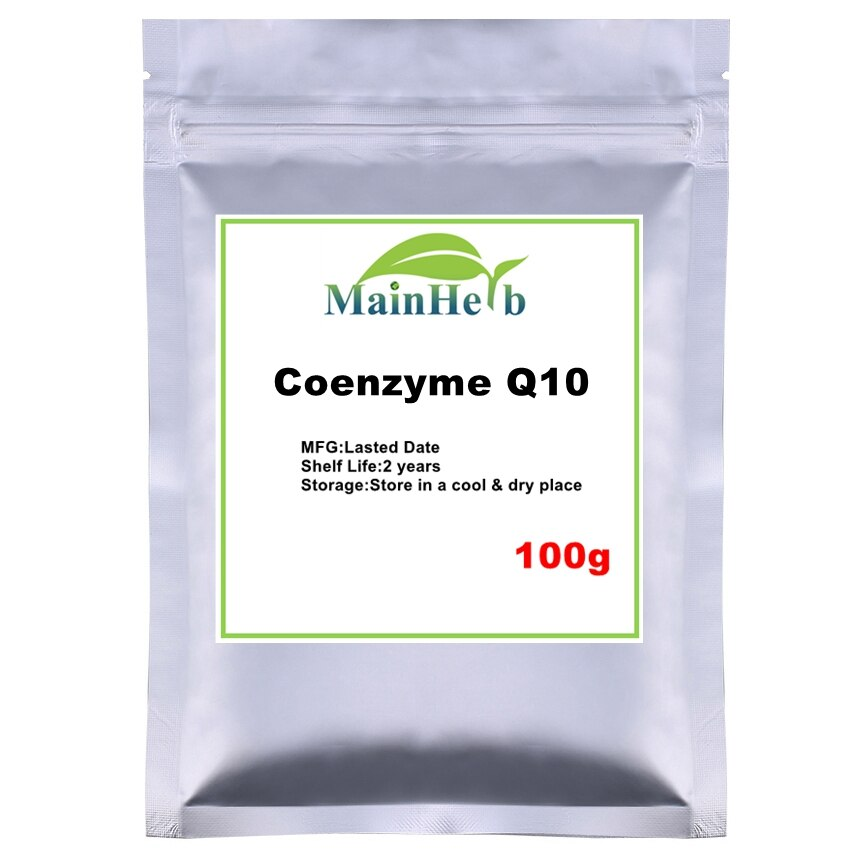 Hot sell Coenzyme Q10 Ubiquinon Skin Care
