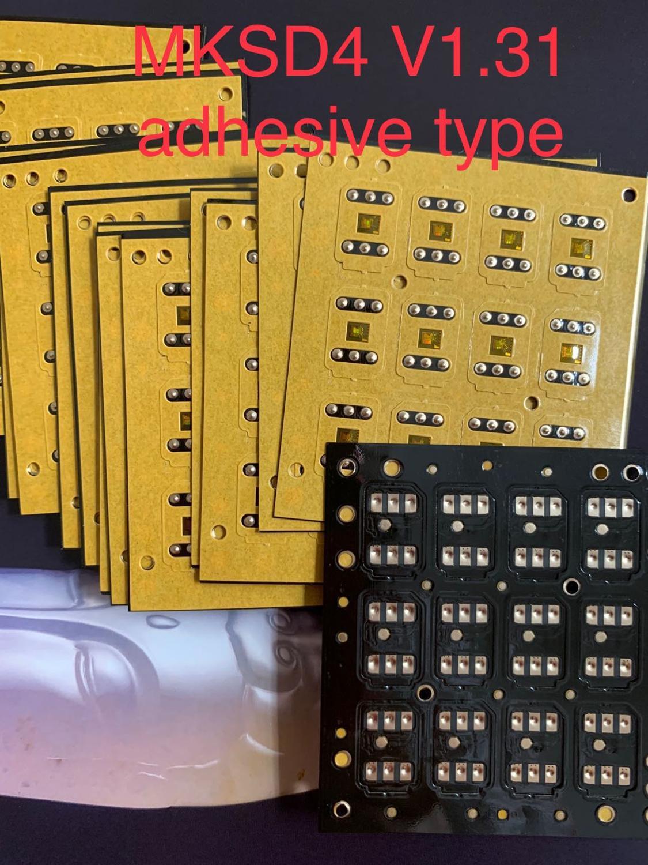 50 pcs mksd4 unlocking sim cad 5g 3M Adhesive glue Sticker For 5s se se2 6 7 8 X XS XR XS Max 11 12 12pro 12pro max gv enlarge