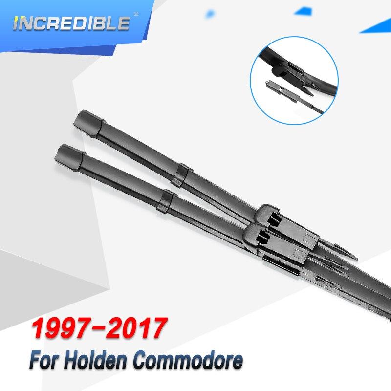 Increíble limpiaparabrisas para Holden Commodore VT VX VY VZ VE VF ajuste gancho/gancho de pizca Tab De Armas De 1997 a 2017