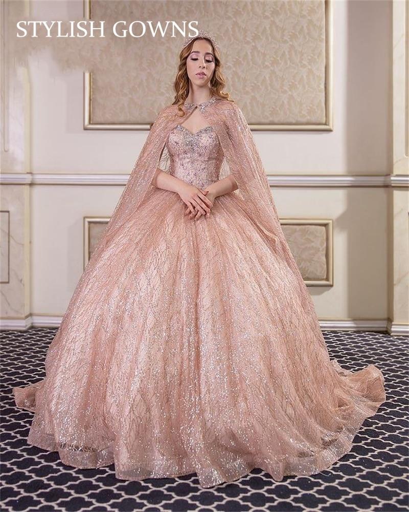 Милое бальное платье, платья с накидкой и бисером, милое праздничное платье 16, платья для 15 лет, платья на день рождения