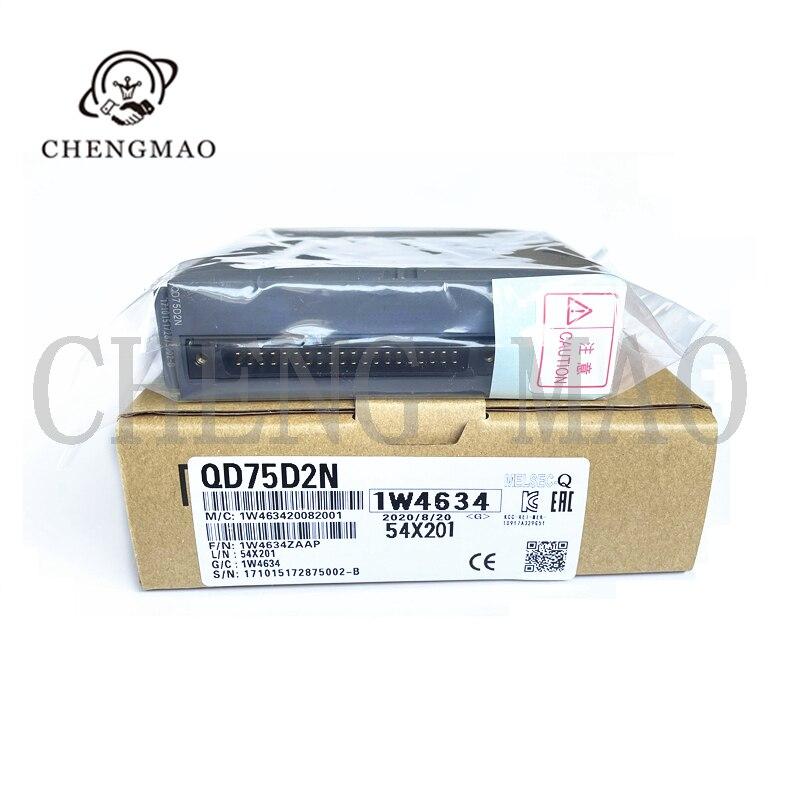 Новый модуль позиционирования Mitsubishi QD75D4N QD75P4N QD77MS16 QD77MS2 QD70P8 QD70P4 QD75D2N QD75D1N QD75P1N QD75P2N QD75P2 QD75P4