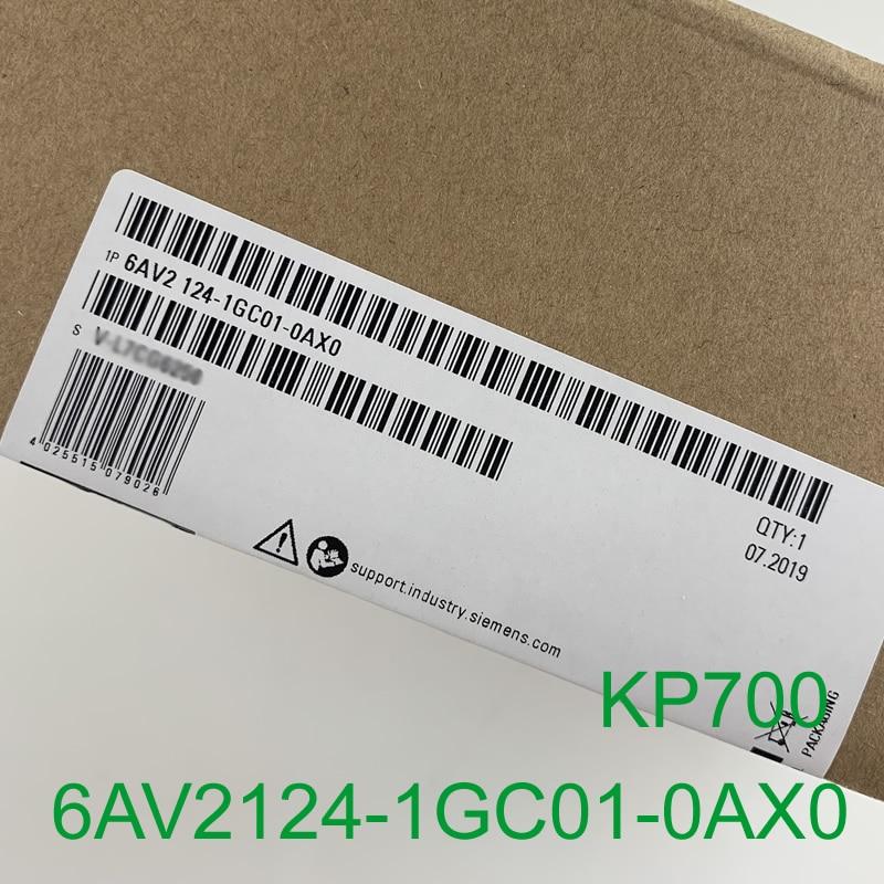 6AV2124-1GC01-0AX0 6AV2 kkp700 7 pulgadas SIMATIC HMI, nuevo y tiene en STOCK