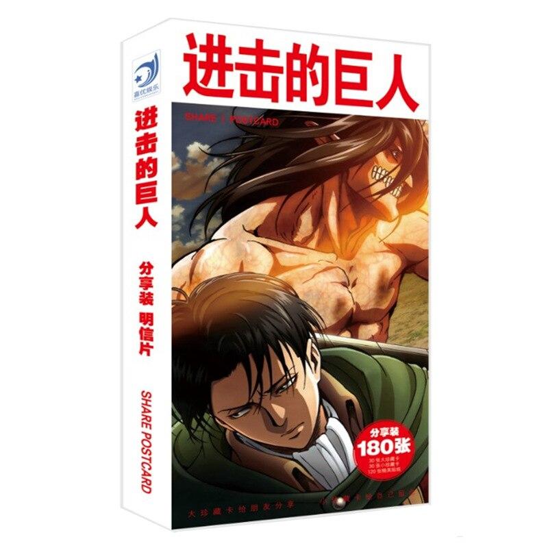 180-unids-set-anime-ataque-en-titan-postal-tarjeta-de-felicitacion-tarjeta-de-mensaje-de-navidad-y-regalos-de-ano-nuevo