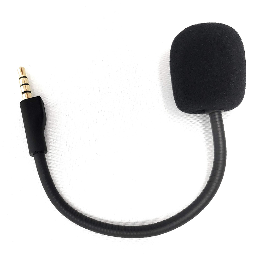 Replacement Aux 3.5mm Jack Game Mic Detachable Microphone Boom for Steelseries Arctis 1 1.0 One Headphones Gaming Headsets