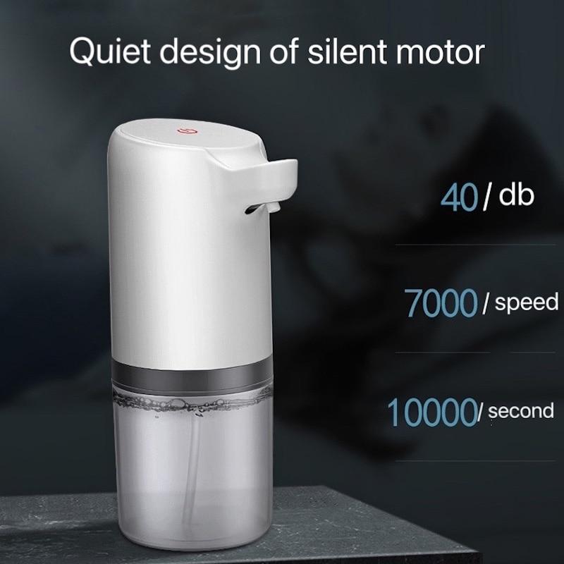 Home Foam wash, mobile phone automatic sensor, home spray, gel, foam, antibacterial, intelligent USB charging. enlarge
