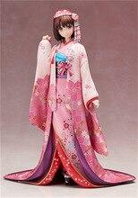 24cm Animation Saenai Heroine No Sodate-Kata Aniplex Megumi Kato Sage Hui Kimono Ver. Model