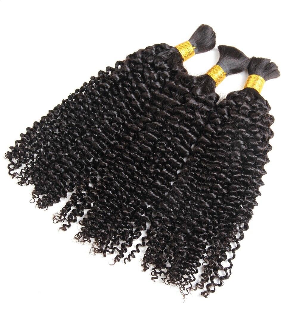 Бразильские плетеные человеческие волосы оптом без уточка, Remy волосы, плетеные пряди, курчавые вьющиеся волосы оптом, человеческие волосы д...