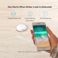 xiaomi mijia aqara water immersing sensor flood water leak detector alarm security soaking aqara sensor for xiaomi mijia mi home