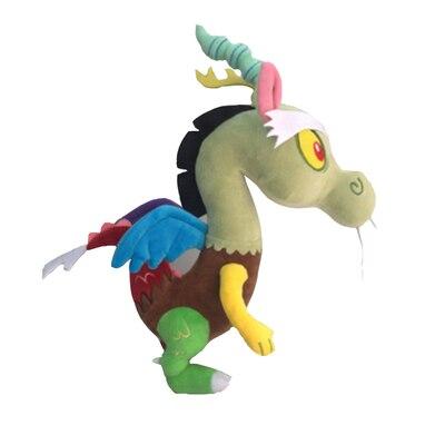 "Ojos Grandes unicornio Discord caballo peluche muñeca peluches niños juguetes 12 ""30 CM"