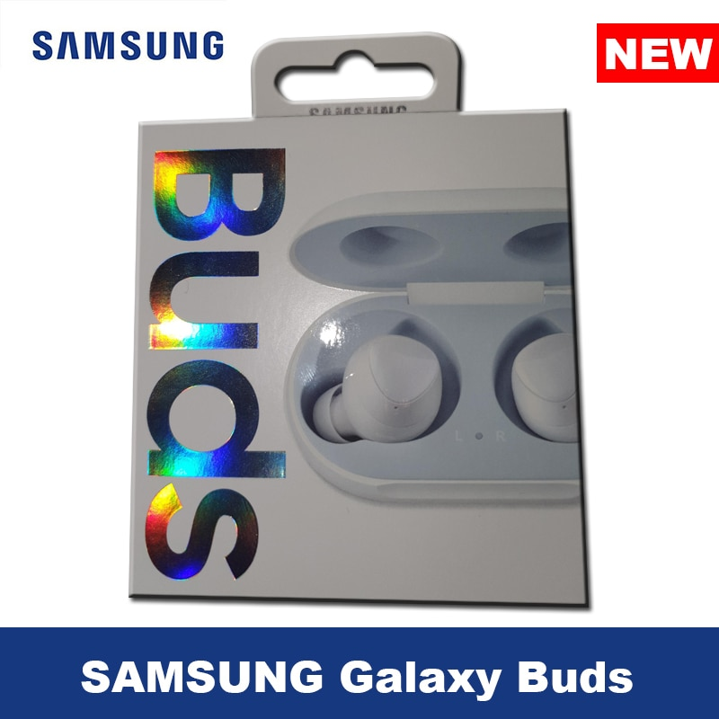 Samsung Galaxy Buds Wireless Bluetooth Earphone with Charger Box Wireless Charging for Samsung S10 iPhone