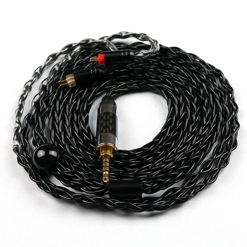 Cable de Audio para auriculares W4r Um3x 0,78mm, accesorio de repuesto Chapado...