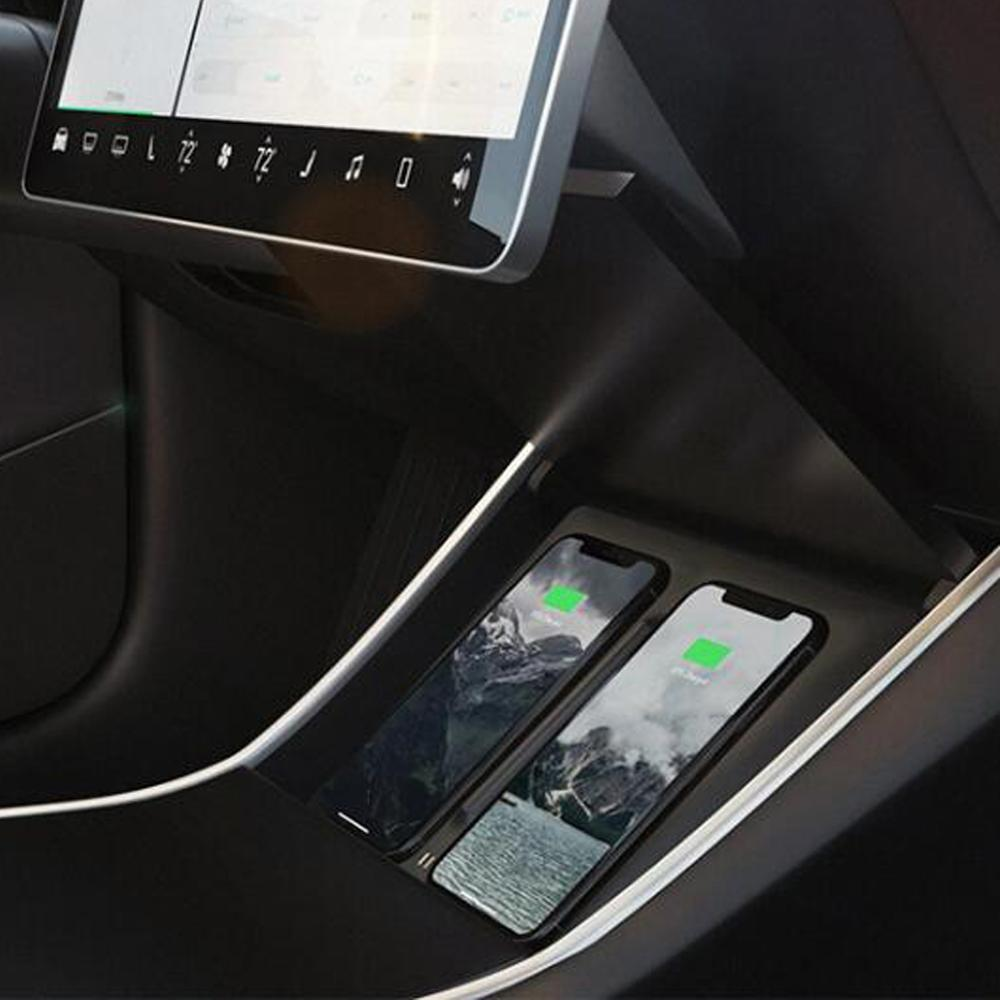 car-dual-usb-charging-wireless-charger-board-fast-charger-for-tesla-model-3-charger-for-iphone-and-andorid-system-accessories