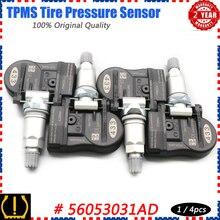 Система контроля давления в шинах Xuan TPMS 56053031AD для зарядного устройства Dodge Grand для автофургона Magnum Chrysler 200 300 Sebring 433 МГц