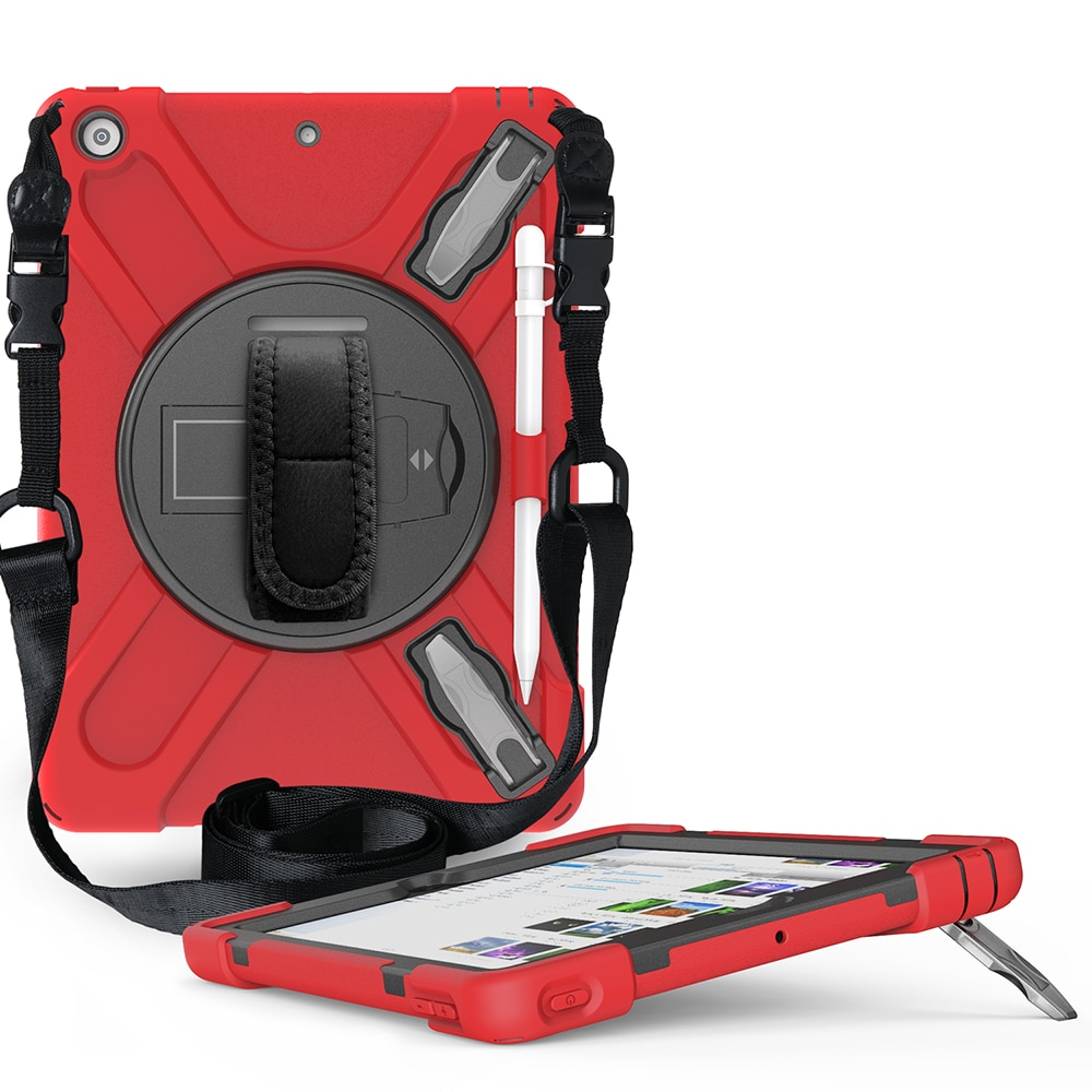 A2198 A2270 Armor A2200 A2429 iPad Cover for 10.2 Shokproof Kids Case A2428 A2197 Heavy