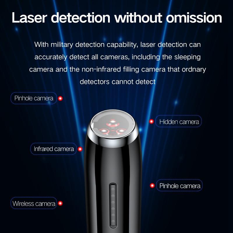 GPS Signal Finder Wireless Camera Mini Bug Detector Anti SPY Gadget Wiretap Hidden Infrared Pinhole Cam/GSM/GPS Locator Blocker enlarge
