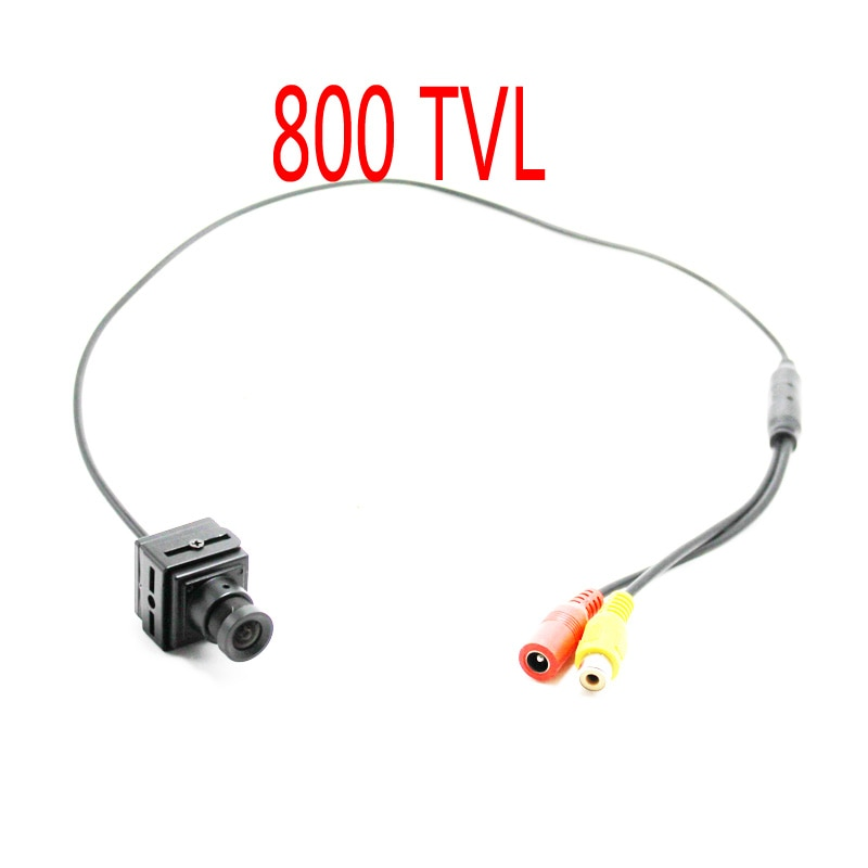 800TVL Mini kamera telewizji przemysłowej ATM Mini kamera telewizji przemysłowej z lotu ptaka kamera monitorująca bezpieczeństwo w domu kamery monitorujące