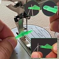 quick needle threader sewing machine 135 pcs needle threader needle changer stitch insertion tool threader sewing accessories