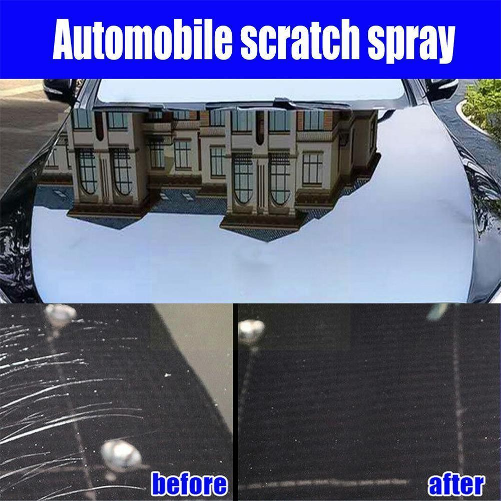 30ml / 50ml / 100ml Car Scratch Removal Spray Scratches Scratch Waterproof Spray Car Ceramic Coating Repairing Polish Car E4J6