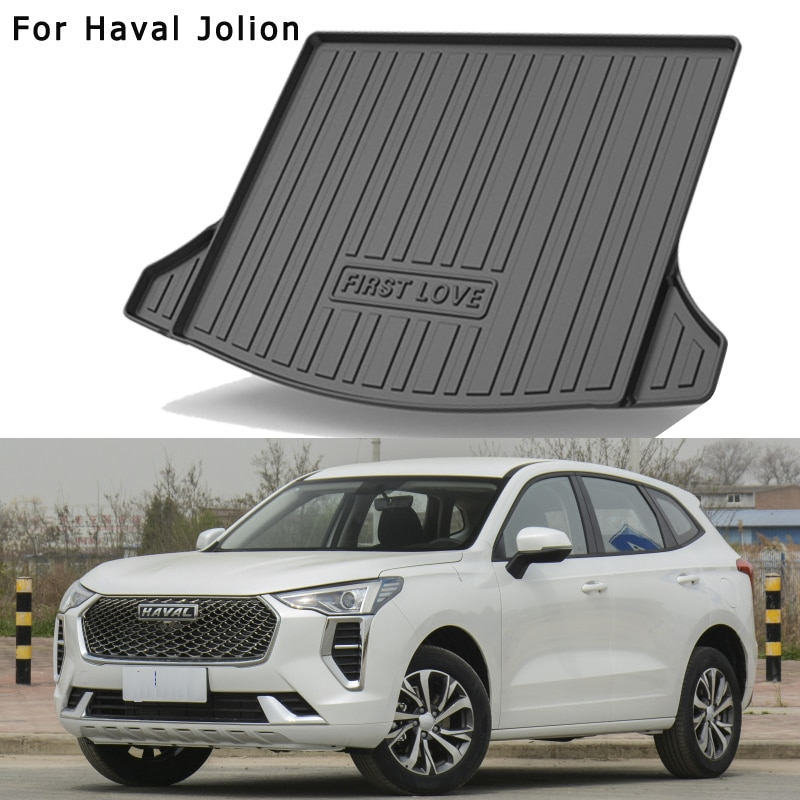 Specialized Car For Haval Jolion H6 2021 3TH Waterproof Pads TPO Trunk Cargo Liner Floor Mat-All Weather Protection Carpet enlarge