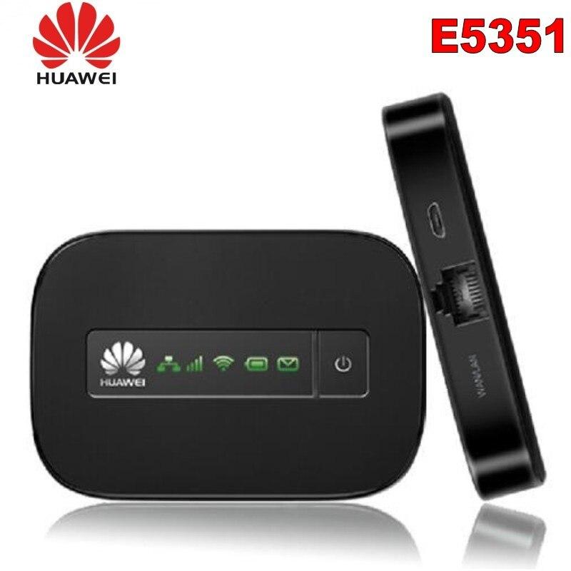 desbloquear huawei e5351 original melhor 3g roteador wifi portatil com slot para