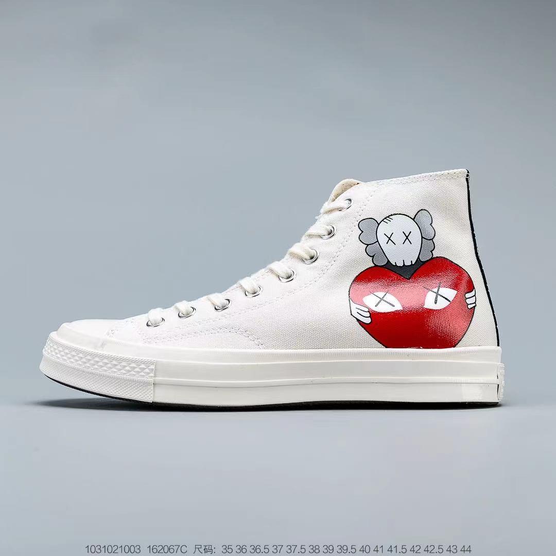 Кроссовки женские холщовые, высокие дышащие, Вулканизированная подошва, Классическая модная обувь для скейтборда, оригинал