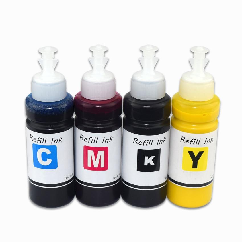 4*100ml/garrafa para canon PGI-1300 tinta pigmento para canon para canon maxify mb2330 mb2030 mb2130 mb2730 impressora