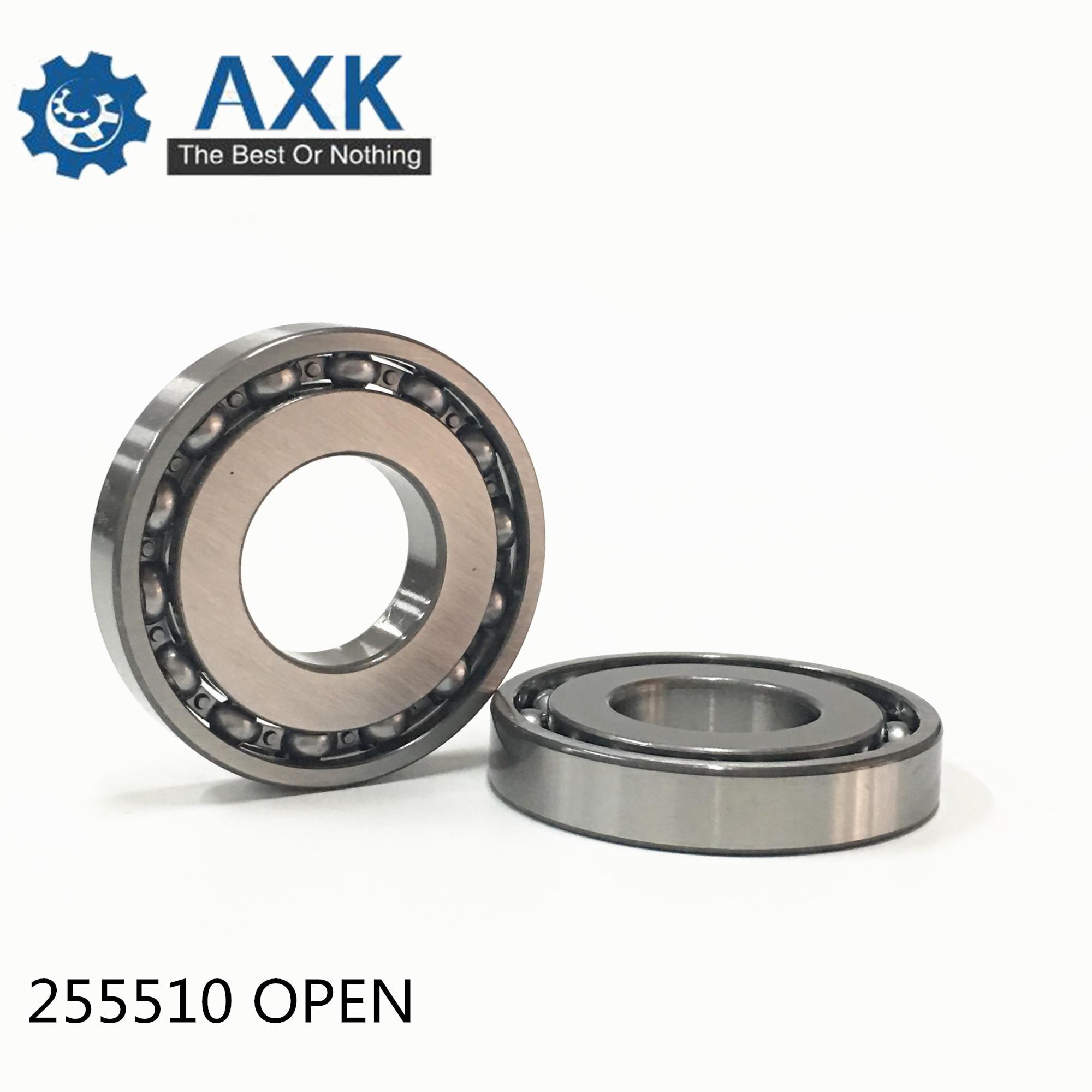255510 OPEN Non-standard Ball Bearings  ( 1 PC ) Inner Diameter 25 mm Outer 55 Thickness 10 Bearing 25*55*10