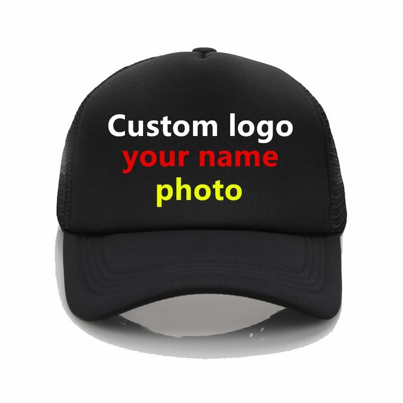 Custom logo baseball caps hip hop hats basin caps sun hats cap logo custom