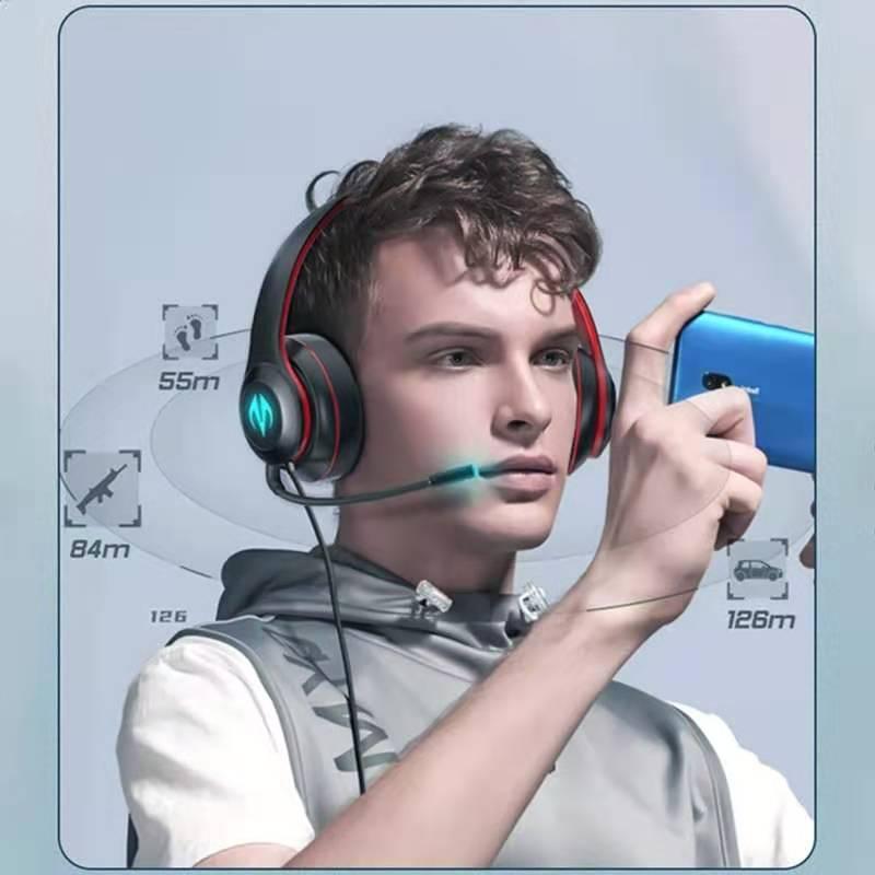 fio e-sports 7.1 surround noise cancelando nenhum
