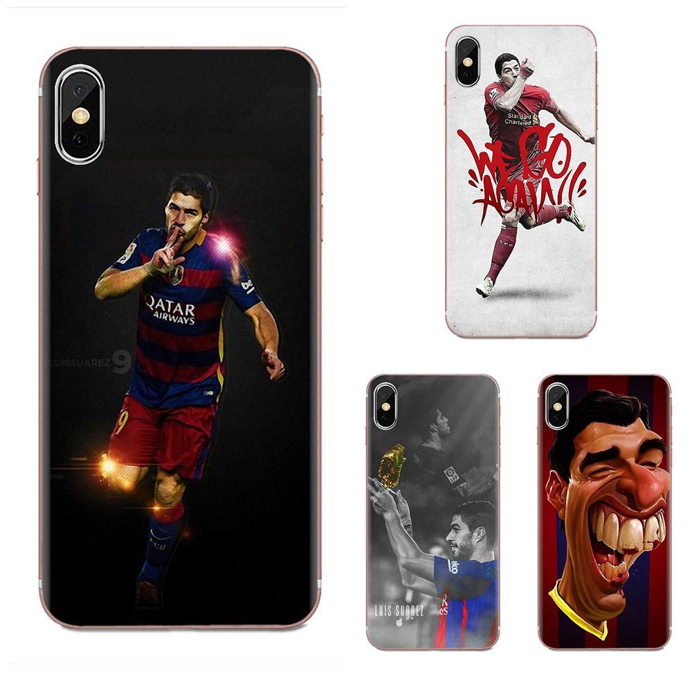 Luis Suárez España estrella de fútbol para Galaxy Nota 10 A10E A10S A20S A30S A40S A50S A6S A70S A730 A8S M10S M30S Lite Plus